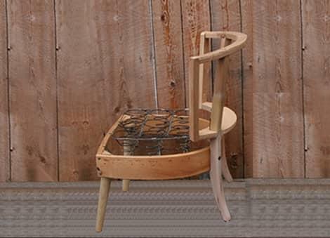 sandalye imalat iskelet