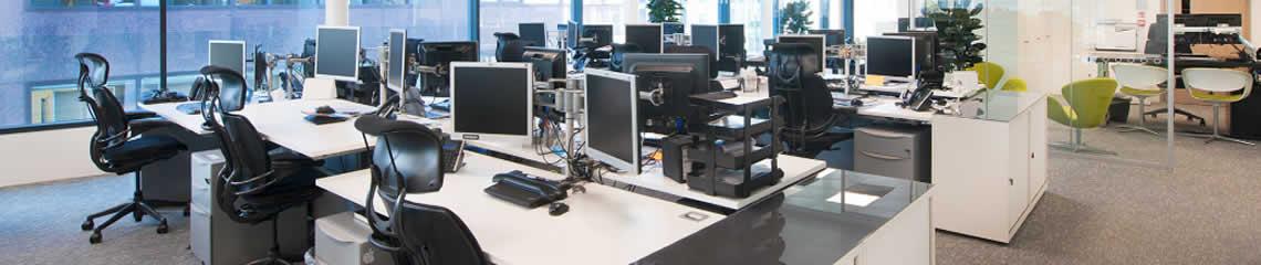 5 Ofis Mobilyası Trendi