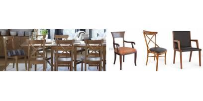 Ahşap Sandalyelerin Ahşap Çeşitleri