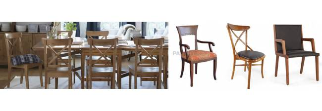 Wooden Chair Kinds