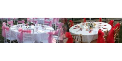 Düğün ve Davet Salonlarının Vazgeçilmez Sandalyesi Tiffany Sandalyeler