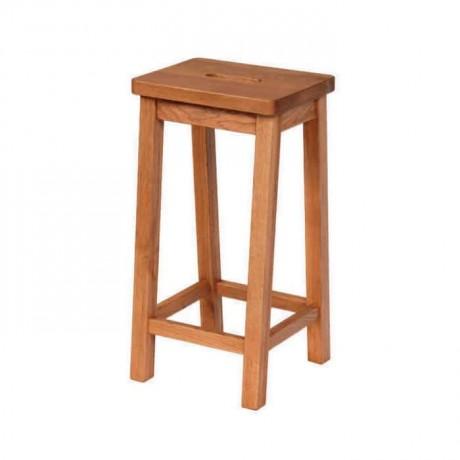 Açık Ahşaplı Bar Sandalye - abt03