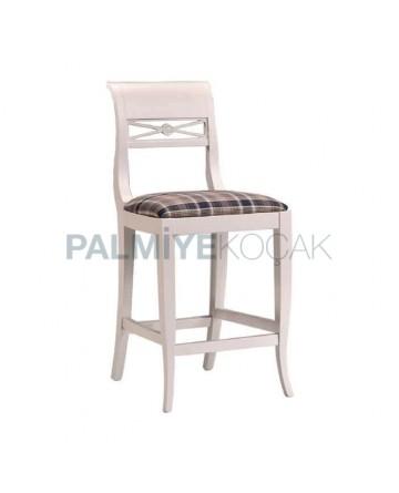Ahşap Bar Sandalye