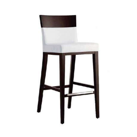 Wooden Bar Chair - abs58