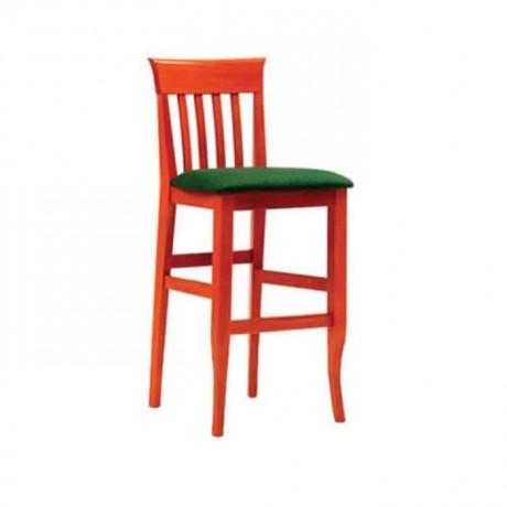 Wood Stick Bar Chair - abs54