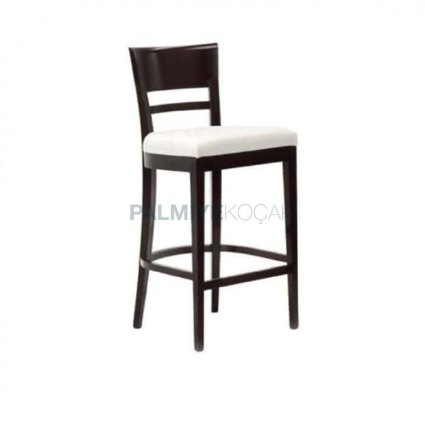 Wooden Modern Bar Chair