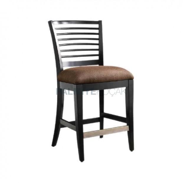 Stick Wooden Bar Chair
