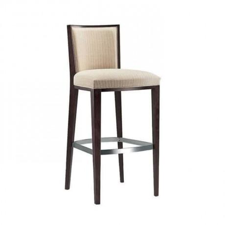 Linen Fabric Bar Chair - abs59