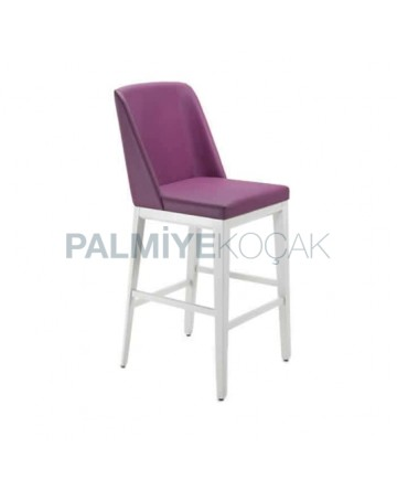 Lila Colorful Modern Bar Chair