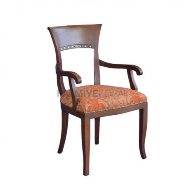 Wooden Classic Armchair