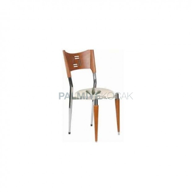 Wooden Chromium Chromate Chair