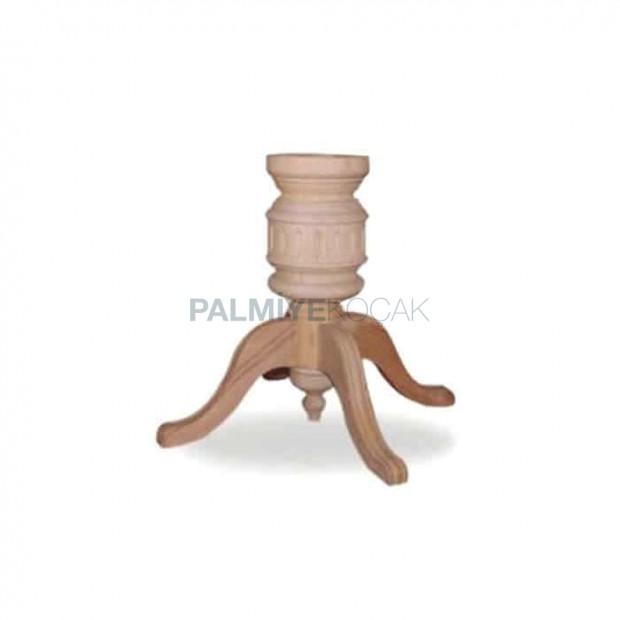 Wooden Turned Leg