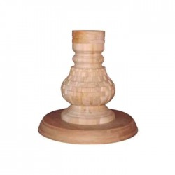 Classic Carving Round Hotel Table Leg