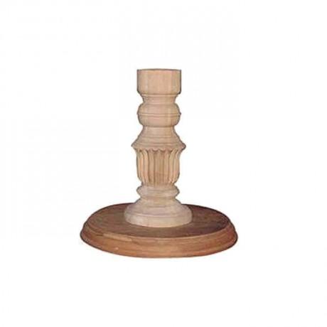 Oymalı Klasik Tornalı Masa Ayağı - kma3043