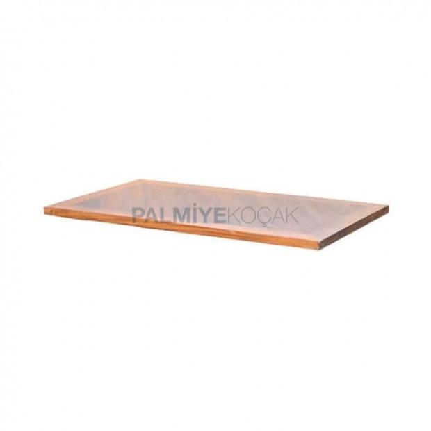 Rectangular Wood Table Top