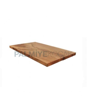 Natural Walnut Log Table Top