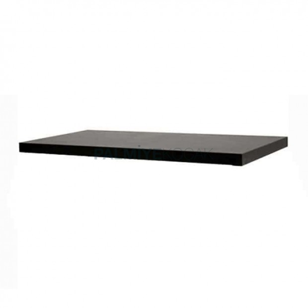 Black Painted Wood Table Top