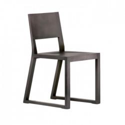 Wooden Modern Waiting Chair