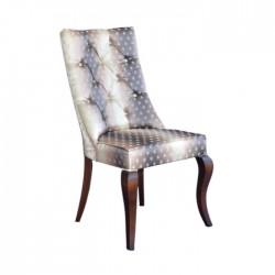 Wooden Modern Cafe Chair