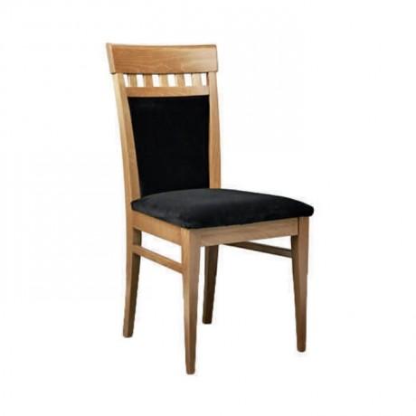 Ahşap Natural Sandalye - msag121