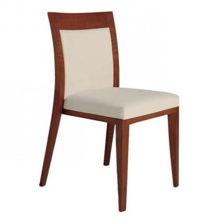 Eskitme Boyalı Modern Ahşap Sandalye - msaf12