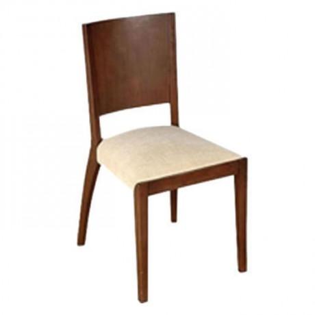 Eskitme Boyalı Modern Ahşap Sandalye - msag02
