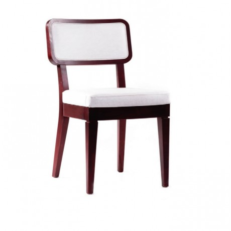Gürgen Ahşaplı Modern Sandalye - msaf03