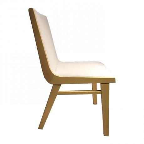 Kumaş Döşemeli Modern Ahşap Sandalye - msab262