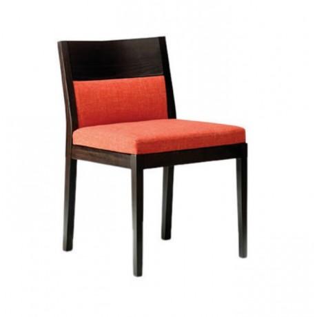Kumaşlı Ahşap Sandalye - msag102