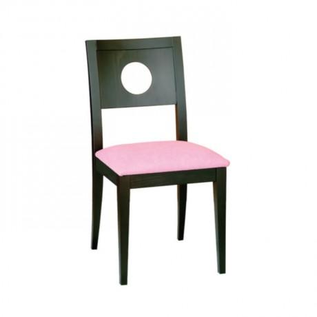 Sırtı Kontralı Kafe Sandalyesi - msag88