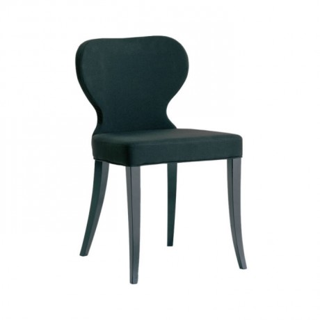 Siyah Modern Stil Sandalye - msaf32