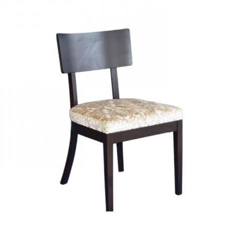 Venge Boyalı Kontralı Modern Cafe Sandalyesi - msaf46