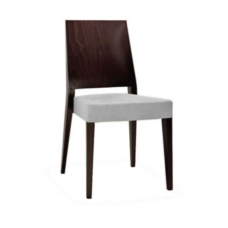 Venge Boyalı Modern Cafe Restoran Sandalyesi - msag09