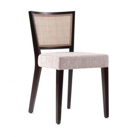 Wenge Boyalı Restoran Sandalyesi - msaf04