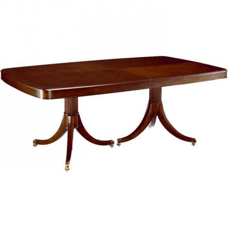 Wooden Rustic Polished Table - rdm02