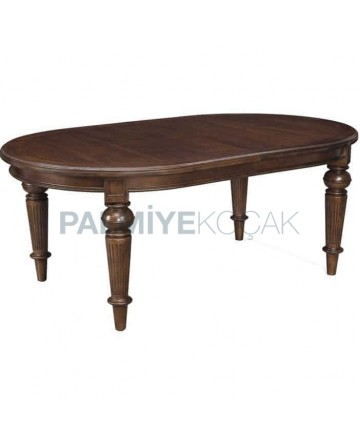 Wooden Rustic Lounge Table