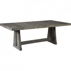 Patina Painted Rustic Hotel Restaurant Table