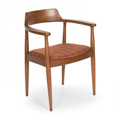 Sünger Oturum Yüzeyli Gürgen Ağacından Sandalye - c-10sta