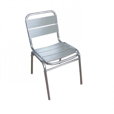 Alüminyum Bahçe Sandalyesi - alg09