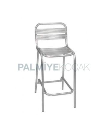 Alüminyum Bar Sandalyesi