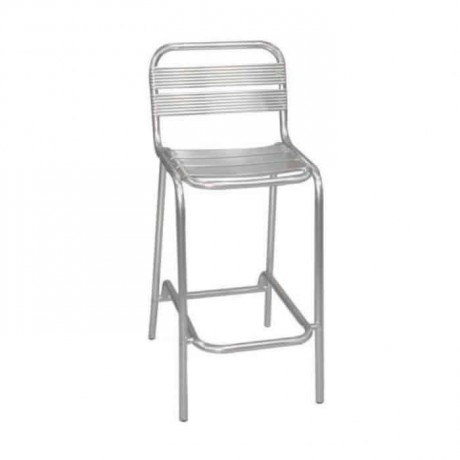 Aluminum Bar Chair - alb18