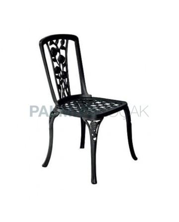 Alüminyum Döküm Bahçe Sandalyesi