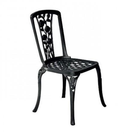 Alüminyum Döküm Bahçe Sandalyesi - dks9002