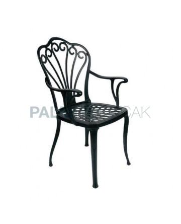 Alüminyum Kollu Döküm Otel Sandalyesi