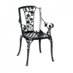 Aluminum Casting Arm Chair