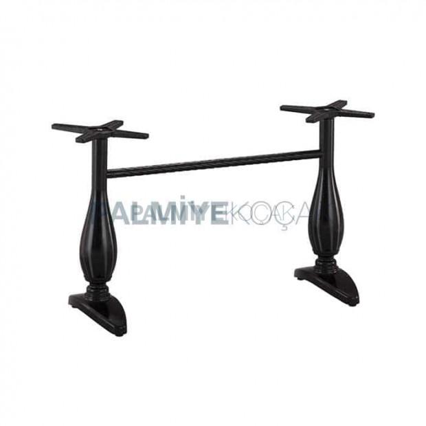 Double Flat Table Leg