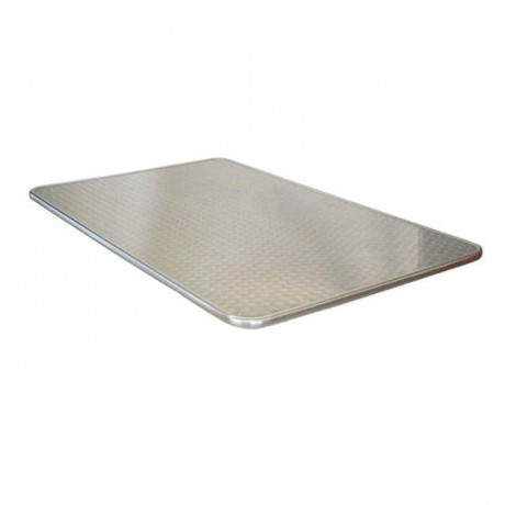 Rectangular Stainless Table Top - atm06