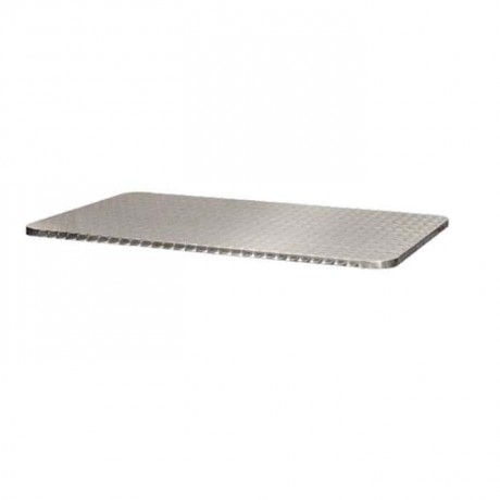 Stainless Table Top for four - atm07