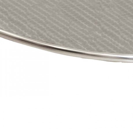 Oval Stainless Table Top - atm10
