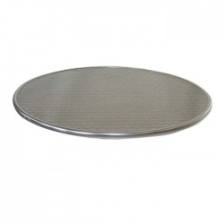 Round Stainless Table Top
